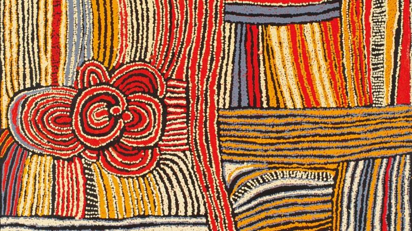 Walangkura Napanangka, Lupul
