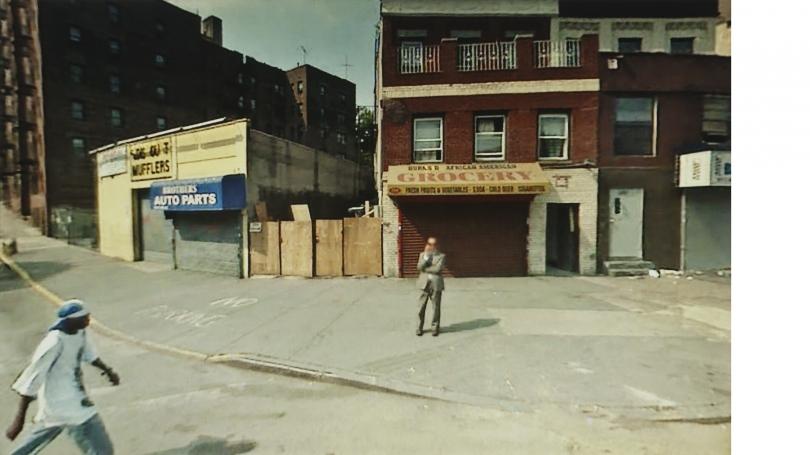 Doug Rickard, ! #40.805716, Bronx, NY (2007)