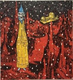 Jane Hammond, Untitled (225, 229,146)