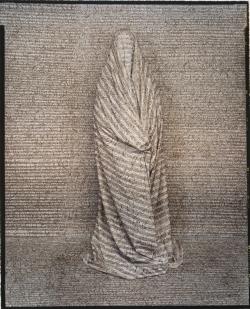 Lalla Essaydi, Femmes du Maroc #23 (The Women of Morocco #23), 2006