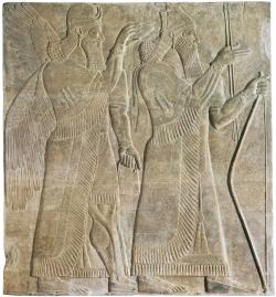 Unidentified reign of Ashurnasirpal II maker, Assyrian, 883 - 859 BCE, Nimrud (ancient Kalhu), Mesopotamia